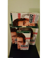 4x Just for Men AutoStop Haircolor Application Kits, A-45 Dark Brown Col... - $39.59