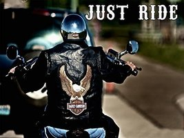 Motorcycle Poster Motorcycle Print Harley Davidson Poster Biker Gifts 18x24 - $19.99