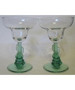 Margarita Glasses with Cactus and Man 2 Piece Set - $40.09