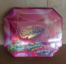 SHOPKINS Mystery Edition 2 Limited Target Exclusive 24 Metallic Shopkins Sealed - $43.55