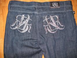 NWT Rock & Republic Women's Jeans Kasandra Style LowRise Bootcut Size 31 - $63.85