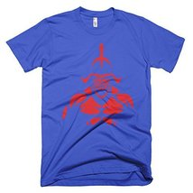 Fit For Duty Men's T-Shirt (X-Large, Royal Blue) - $24.99