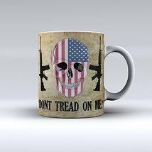 Dont Tread On Me Mug Gun Rights Mug Ceramic Coffee Mug 15oz - £11.23 GBP