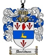 Davidson Family Crest / Coat of Arms JPG or PDF Image Download - $6.99