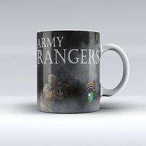 Army Rangers Mug Army Mug Ranger Tab Ceramic Mug 15OZ - £11.70 GBP