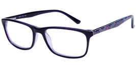 Amadeus Eyewear A994 Eyeglasses in Purple - $63.99