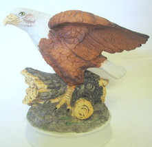 Royal Heritage Eagle Figurine Americana Collection Birds in Flight - $49.00