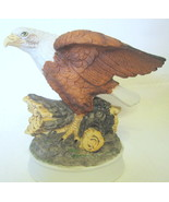 Royal Heritage Eagle Figurine Americana Collection Birds in Flight - $54.44