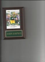 Aaron Kampman Plaque Green Bay Packers Football Nfl - $0.01