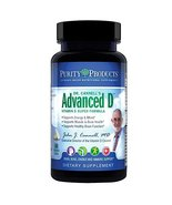 Purity Products - Dr. Cannell's Advanced D - Vitamin D Super Formula - 6... - $29.74
