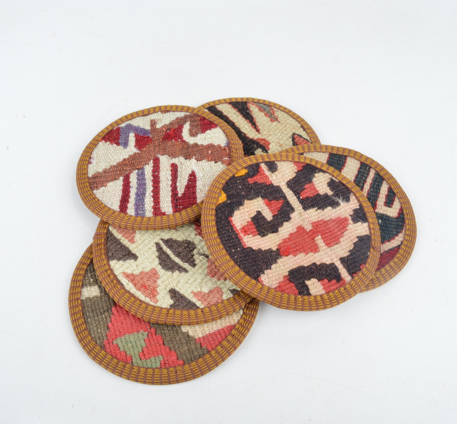 Coasters Kilim Cup Coaster 6 Pcs Other