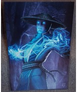 Mortal Kombat Raiden Glossy Print 11 x 17 In Ha... - $24.99