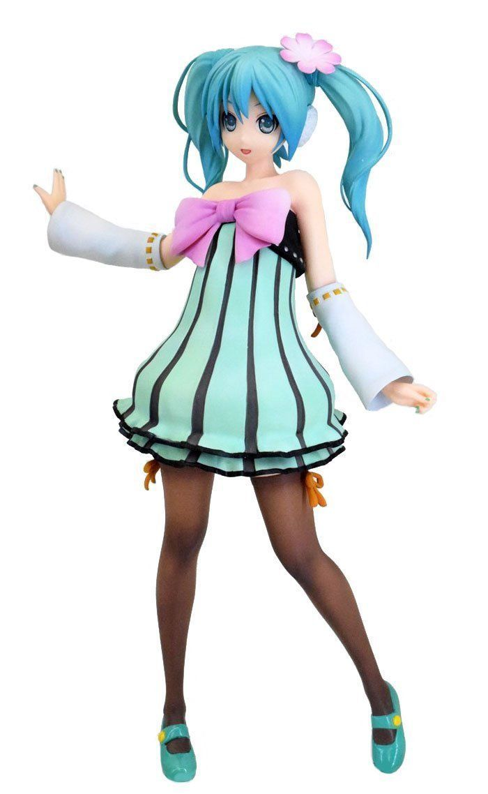 Figure Hatsune Miku Colorful Drop Project And 50 Similar Items Spring Clothes Taito Diva Arcade Future Tone Sega