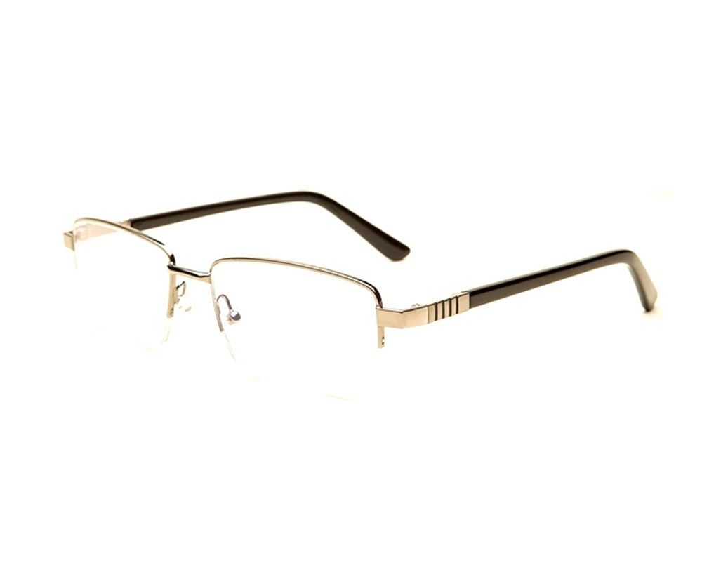 b48de4ed1138 New Mens Half Rimless Reader Reading Glasses and 50 similar items. S l1600