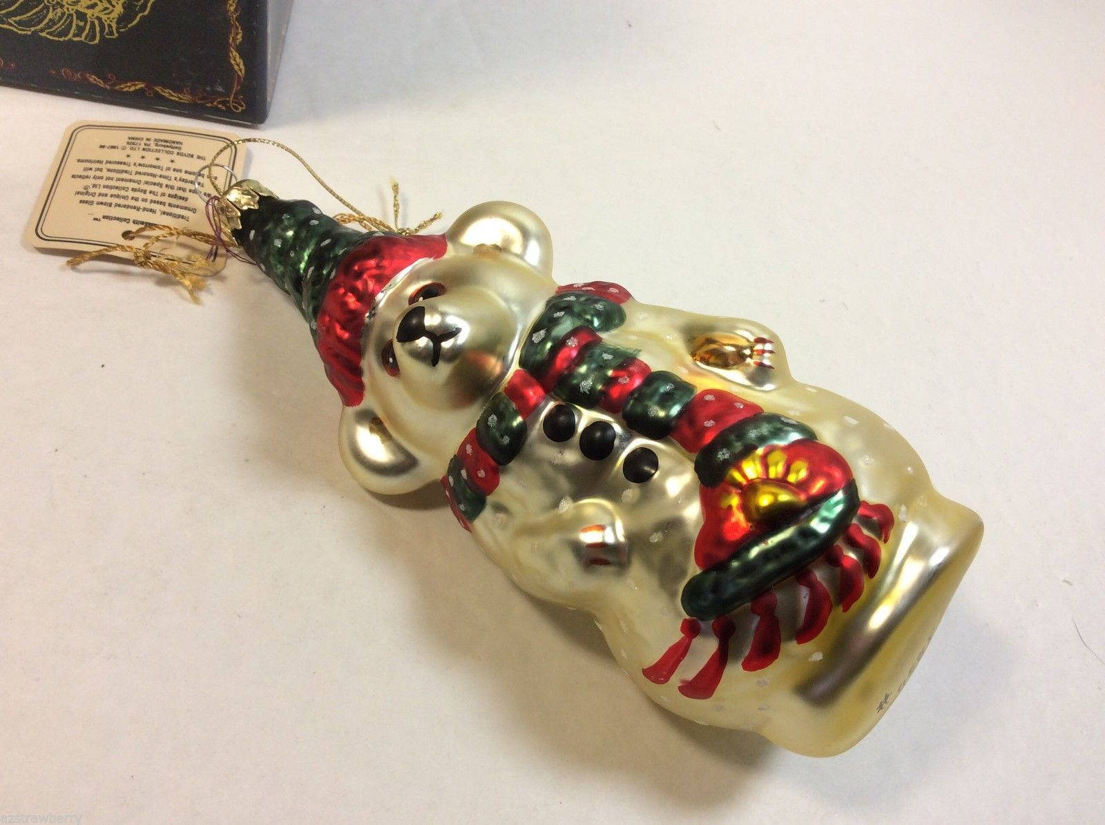 97 98 Boyds Bears Friends Ornament Hand and 50 similar items