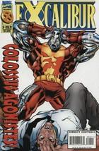 Excalibur #92 NM 1995 Marvel Warren Ellis Comic Book - $1.89