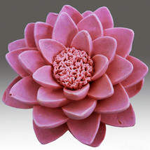 Silicone Mold, Blooming Lotus - 3D, Silicone MP / Candle soap mold - $38.61