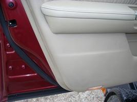 2007 INFINITI M35 LEFT FRONT DOOR TRIM PANEL  image 2