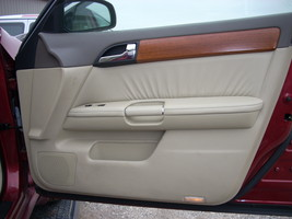 2007 INFINITI M35 RIGHT FRONT DOOR TRIM PANEL