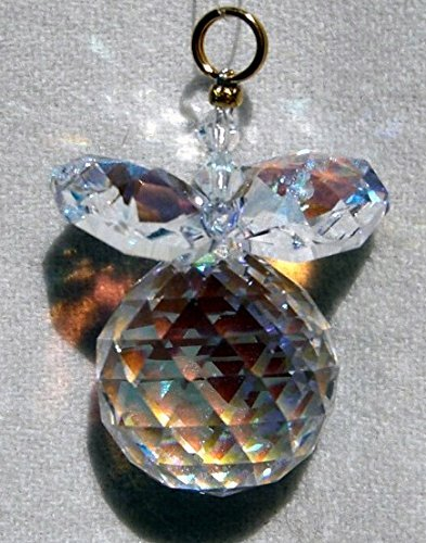 J'Leen Aurora Borealis Crystal Berry Ornament