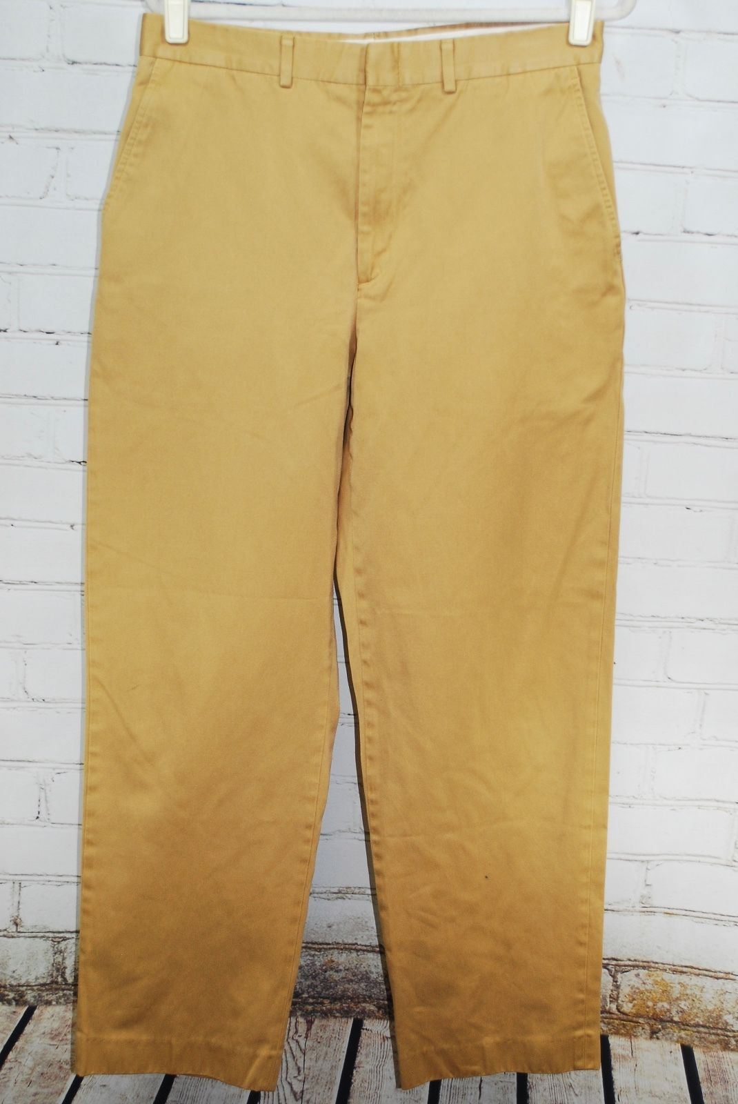 5030af9c4dcd LANDS END Chino Khaki Pants - Mens 34 x 30.5 and 45 similar items