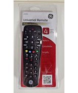 GE Universal Remote Control 4 Device Model #24944 Factory Sealed - $3.95