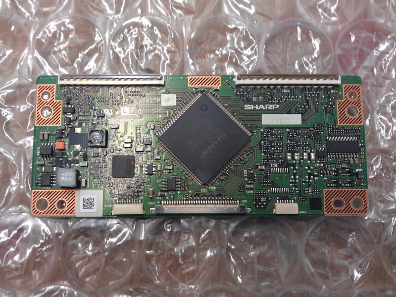 CPWBX3562TPXE T Con Board Board From Dynex DX-LCD32 LCD TV