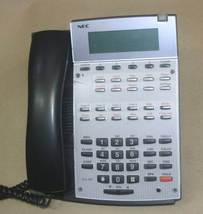 NEC Aspire 22B HF/Disp Blk Business phone IP1NA-12TXH - $35.00