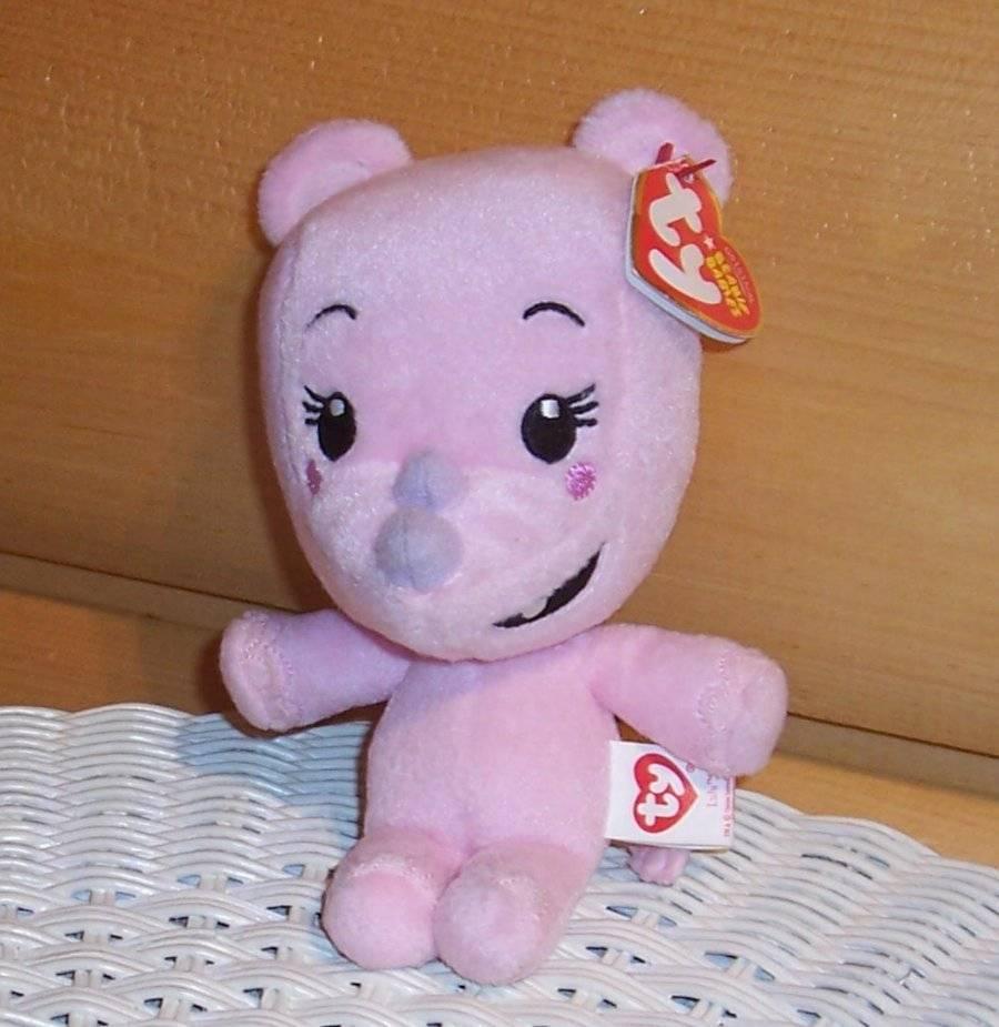 Ni Hao Kai-Lan Pink Rhino Lulu Plush TY and 50 similar items ff0eb67288eb