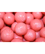 GUMBALLS STRAWBERRY BANANA BUBBLE GUM 25mm or 1 inch (285 count), 5LBS - $24.73