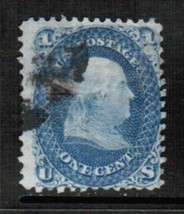 U.S.A. Scott # 86 F-VF USED (367735456) - $197.51