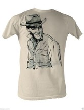 New Authentic Mens Elvis Wild West Dirty White ... - $22.24