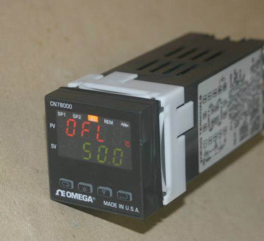 Primary image for Omega cn78133 1/16 DIN Temperature/Process Controller Dual output, relay & alarm