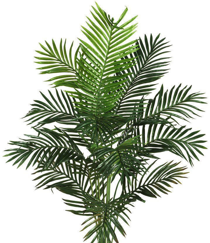 Artificial palm tree plant imitation indoor outdoor yard floral