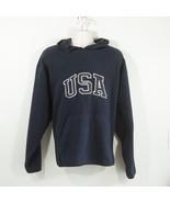 USA Olympic Pullover Sweatshirt Hoodie Size XL - $32.00