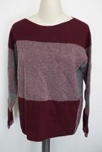 VINCE Intarsia Wool-Cashmere Blend Sweater sz S -V296575875women's $36... - $2.778,68 MXN