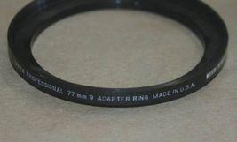 Tiffen Schneider Professional - SERIES 9 77mm adapter ring - $95.00