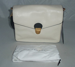 MARC BY MARC JACOBS  Chicret Colorblock Cross Body $298 White Birch / Multi - $94.99