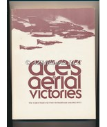 Aces & Aerial Victories The United States Air Force in Southeast Asia 19... - $8.75