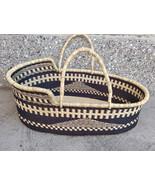 Moses basket | Baby Bassinet | Moseskorb | Bolga basket | Couffin Bebe |... - $150.00