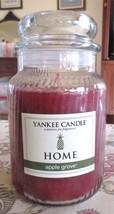 Yankee Candle Home Apple Grove Jar Candle 21 Ounces Very Rare - $38.65