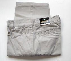Mens Cargo Pants Redhead Stone 34 x 32 - $14.13