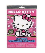 Lot of 50 Hello Kitty Temp Tattoos Favors Party Supplies Easter Basket F... - $65,91 MXN