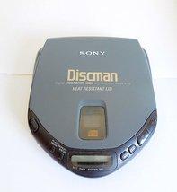 Sony Discman D-173 MEGABASS compact CD player - $19.00