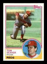 VINTAGE 1983 Topps #580 Tom Seaver  NM  - $7.98