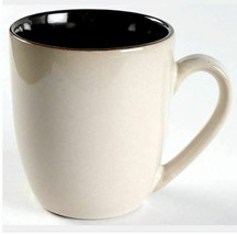 Mug JCC1 by JESSICA MCCLINTOCK HOME Set of 2 Coffee Tea Mugs 4 in Tan Brown - $12.12