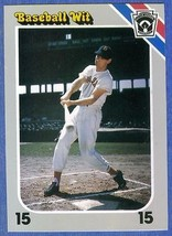 1989 Baseball Wit #50  TED WILLIAMS -Boston Red Sox-Hall Of Fame- - $1.99