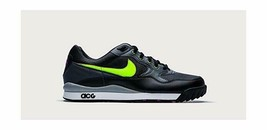 Nike Mens Air wildwood acg  Size 7 Black/ electric green  - £64.05 GBP