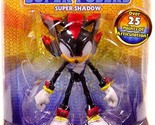"Sonic The Hedgehog: Super Posers Super Shadow 5"" Action Figure Brand NEW!"