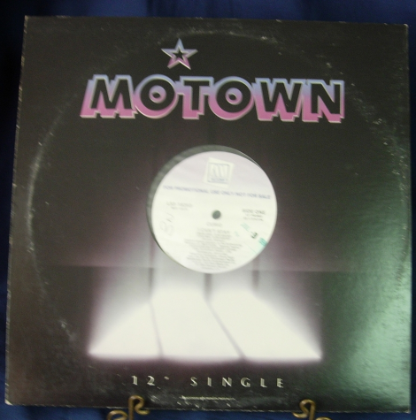 Curio - I Can't Stay - 3 Mixes - Motown Records L33-18253 - PROMO